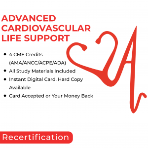 ACLS Recertification