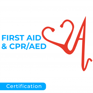 First Aid & CPR/AED Certification