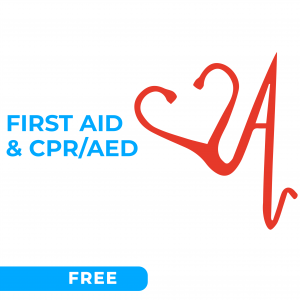 First Aid & CPR/AED Study-Only